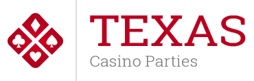 Texas Casino Parties Logo
